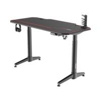 ArenaRacer Soleseat Gamer Table Asztal 1400X-Fekete