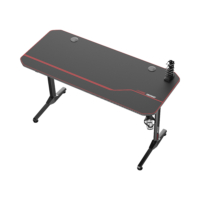 ArenaRacer Soleseat Gamer Table Asztal 1460X-Fekete