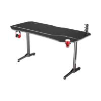 ArenaRacer Soleseat Gamer Table Asztal 1675X-Fekete