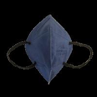 Farmerkék FFP2 (KN95) 5-rétegű Védőmaszk Dark Blue Face Mask