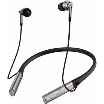 1More Triple Driver Bluetooth In-Ear Headphones Három meghajtós Hybrid hallójárati mikrofonos fülhallgató (Ezüst)