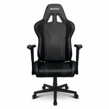 ArenaRacer Soleseat Fekete Gamer szék
