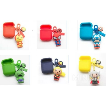 Miniso Marvel Collection Airpods tok (Hulk)