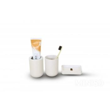 Miniso Fürdőszoba kiegészítők 3 db