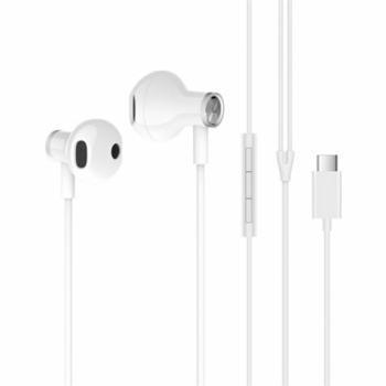 Xiaomi Mi Dual Driver Earphones Két meghajtós fülhallgató (USB-C) (fehér)