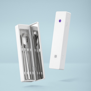 Xiaomi Huohou Önsterilizáló hordozható evőeszközdoboz