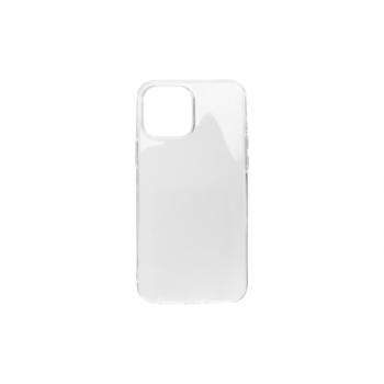 Apple iPhone 13 mini Transparent TPU Anti-fall case leesés elleni átlátszó tok
