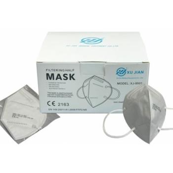 FFP2 (KN95) 5-rétegű szájmaszk Face Mask 20 db-os doboz