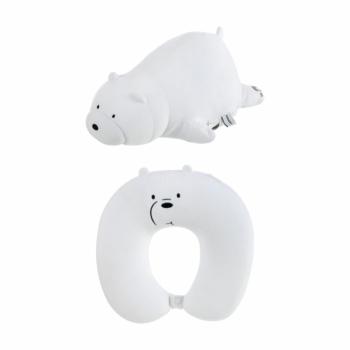 Miniso Medvetesók U-párna (Ice Bear)