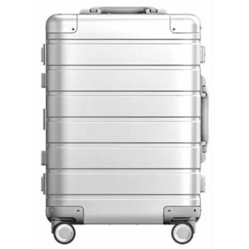 """Xiaomi 90 FUN Metal Luggage 20"""" Fém bőrönd (Ezüst)"""
