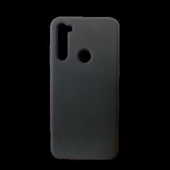 Redmi Note 8T szilikon telefontok (Fekete)