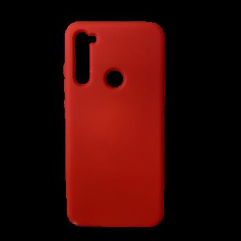 Redmi Note 8T szilikon telefontok (Piros)