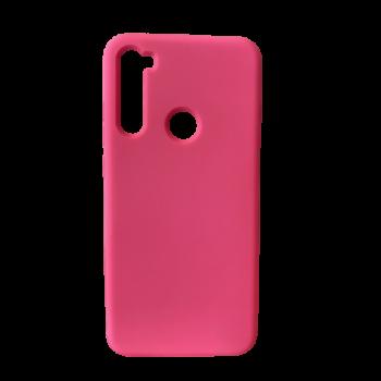 Redmi Note 8T szilikon telefontok (Rózsaszín)