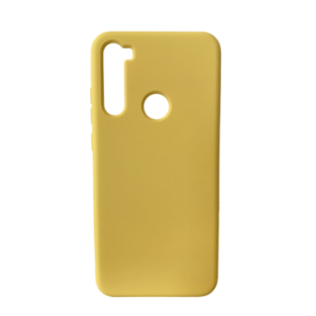 Redmi Note 8T szilikon telefontok (Sárga)