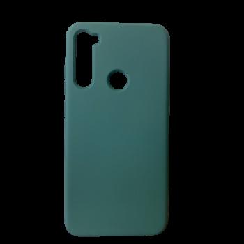 Redmi Note 8T szilikon telefontok (Sötétzöld)