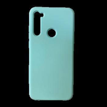 Redmi Note 8T szilikon telefontok (Türkizkék)