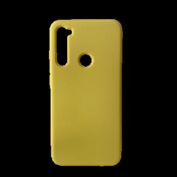 Redmi Note 8 szilikon telefontok (Sárga)