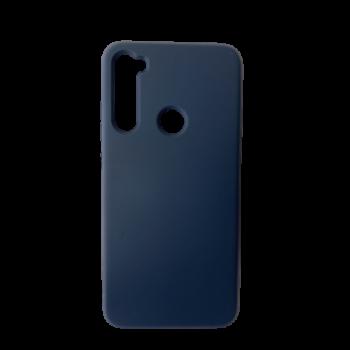 Redmi Note 8 szilikon telefontok (Sötétkék)