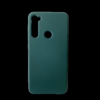 Redmi Note 8 szilikon telefontok (Sötétzöld)