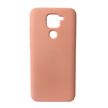 Redmi Note 9 szilikon telefontok (Barack)