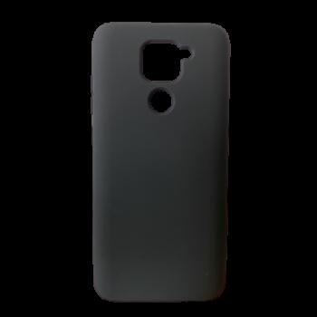 Redmi Note 9 szilikon telefontok (Fekete)