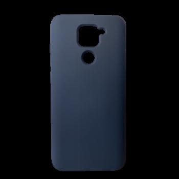 Redmi Note 9 szilikon telefontok (Sötétkék)