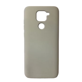 Redmi Note 9 szilikon telefontok (Szürke)