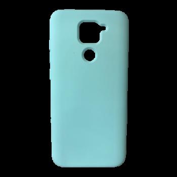 Redmi Note 9 szilikon telefontok (Türkizkék)