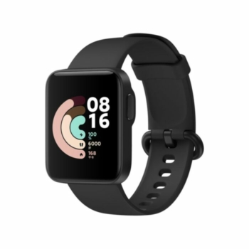 Xiaomi Mi Watch Lite Black okosóra