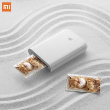 Xiaomi Mi Portable Photo Printer Hordozható Fénykép Nyomtató (6934177715488)