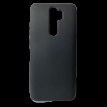 Redmi Note 8 Pro szilikon telefontok (Fekete)