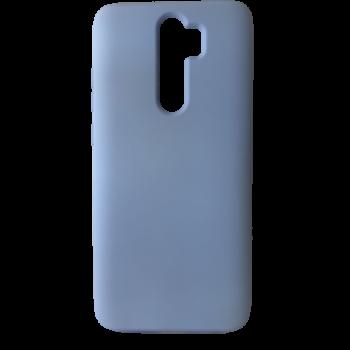 Redmi Note 8 Pro szilikon telefontok (Világoskék)