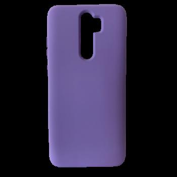 Redmi Note 8 Pro szilikon telefontok (Lila)