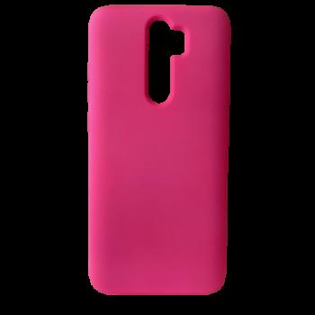 Redmi Note 8 Pro szilikon telefontok (Rózsaszín)