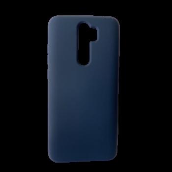 Redmi Note 8 Pro szilikon telefontok (Sötétkék)