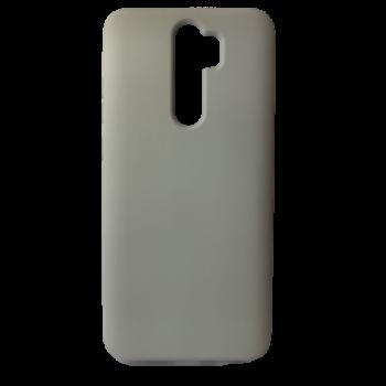 Redmi Note 8 Pro szilikon telefontok (Szürke)