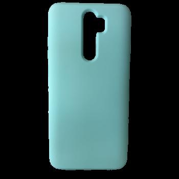 Redmi Note 8 Pro szilikon telefontok (Türkizkék)