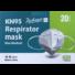 Kép 3/6 - Radiance KN95 maszk (FFP2) 5 rétegű szájmaszk Face Mask 1 db (1-100 db)