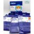 Kép 3/6 - YWSH Gyerek FFP2 (KN95) Védőmaszk Szájmaszk Face mask XS 10 db-os doboz