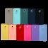 Kép 3/3 - Redmi Note 9 szilikon telefontok (Sötétkék)