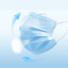 Kép 3/4 - 3 rétegű maszk Face Mask (higiéniai, eldobható szájmaszk) 50 db-os doboz
