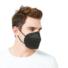 Kép 2/4 - Fekete FFP2 (KN95) 5 rétegű Védőmaszk Black Face Mask (100 db felett)