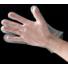 Kép 2/4 - Egyszer használatos fólia kesztyű (100 db/csomag)
