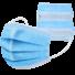 Kép 1/4 - 3-rétegű maszk Face Mask (higiéniai, eldobható szájmaszk) 0-250 db