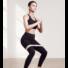 Kép 3/5 - Xiaomi Yunmai Yoga Loop Fitness Gumiszalag 35lbs Rózsaszín