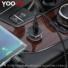 Kép 6/7 - YOOUP C03 lasting power PD3.0 autós töltőkészlet (C típus-C típus)