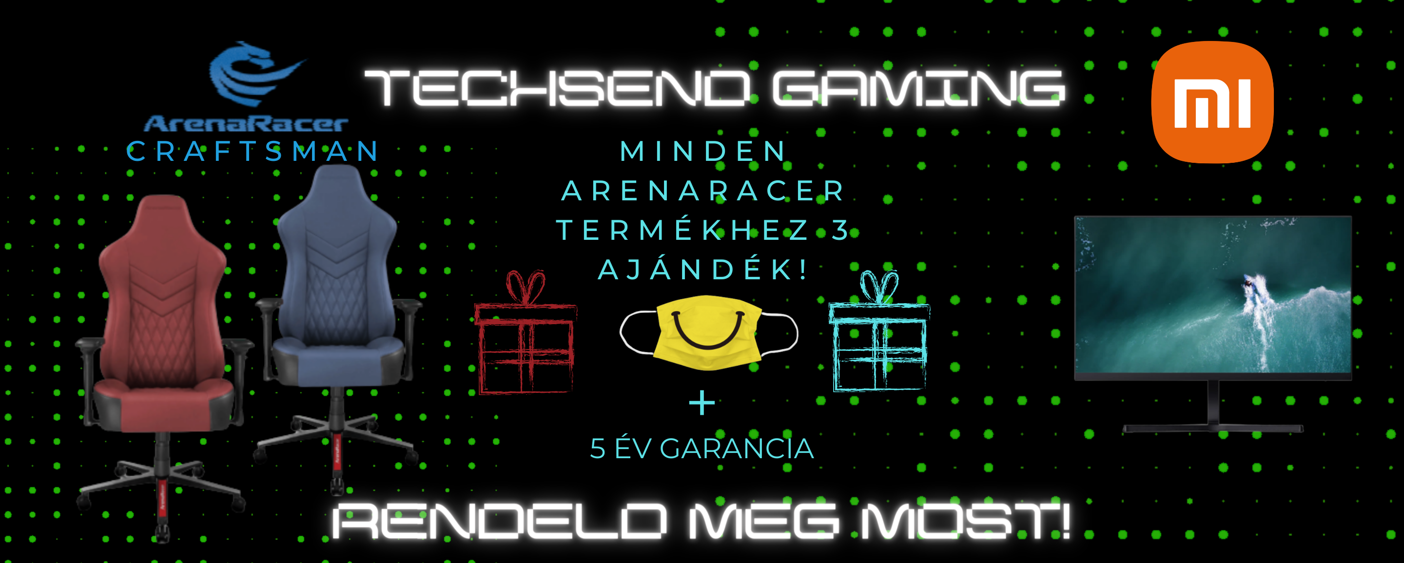 Techsend Gaming